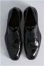 Sapato Masculino Rogério Mundial CR-PRETO 38
