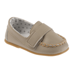 Sapato Mocassim Safari Bege - 18