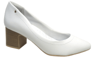 Sapato Scarpin Tamanho Grande Comfortflex 1754304 | Dtalhe