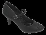 Sapato Tamanho Grande Comfortflex 1885402 Preto | Dtalhe