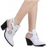 Sapato Zariff Salto Grosso Fivela | Betisa