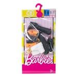 Sapatos P/ Barbie 5 Pares Fcr91/Fcr92 Mattel