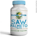 Saw Palmeto 160mg 60 Cápsulas