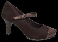 Scarpin Feminino Comfortflex 1885302 Meia Pata | Dtalhe Calçado