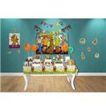 Scooby Doo Decoração de Mesa C/8 - Festcolor