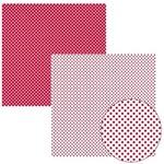 Scrap Basico Vermelho Fb Poa Grande KFSB145 Toke e Crie
