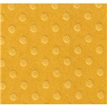 Scrap Cardstock Bolinhas a Mostarda Pcar079 30.5x30.5