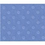 Scrap Cardstock Bolinhas Azul Ceu PCAR092 Papel Scrapbook Cardstock Bolinhas Azul Ceu PCAR092