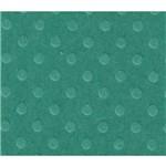 Scrap Cardstock Bolinhas Verde Pcar081 30.5x30.5