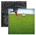 Scrap DF Futebol Chute SDF256 Toke e Crie