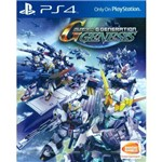 Sd Gundam G Generations Genesis - Ps4