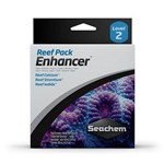 Seachem Reef Pack Enhancer 100ml (combo Potencializador)