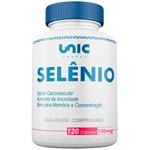 Selênio 100mcg 120 Cáps Unicpharma
