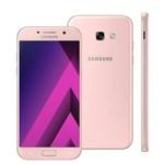 Seminovo: Galaxy A5 2017 Duos A520 4g 32gb Rosa Usado
