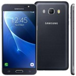 Seminovo: Galaxy J7 Duos 2016 16gb Metal Preto J710mn/ds Usado