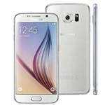 Usado: Galaxy S6 Samsung G920f 32gb Branco