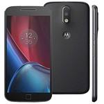 Usado: Moto G 4gen Plus Xt1640 Motorola 32gb Preto