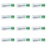 Sensodyne Extra Fresh Creme Dental 90g (kit C/12)