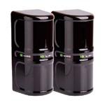Sensor de Barreira Infravermelho Ativo IR280 Duplo Feixe