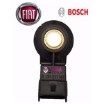 Sensor de Detonação Fiat Doblô 1.3 16v 0261231148 Novo