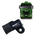 Sensor de Pressao Map Bosch Eurocargo 0281002576
