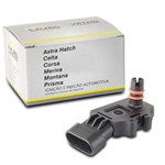 Sensor Map Chevrolet Astra Hatch Corsa Meriva Celta Montana Prisma 4 Pinos Coletor Vetor Esm2350