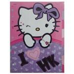 Separadores para Fichário Universitários Grafons - I Love Hello Kitty