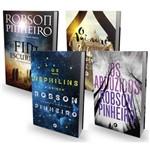 Série Crônicas da Terra - Robson Pinheiro