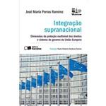 Série Idp - Linha Direito Comparado - Integração Supranacional - 1ª Ed.
