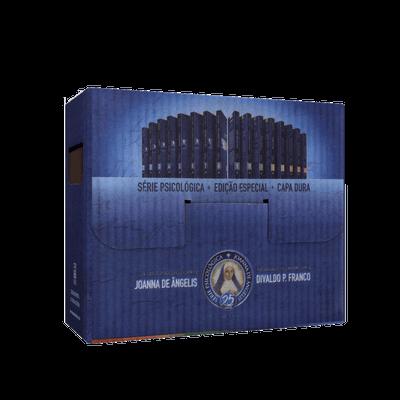 Série Psicológica Joanna de Ângelis [Box 16 Vols. - Capa Dura]