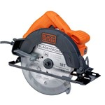 Serra Circular 1400w Black And Decker Cs1004