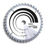Serra Circular Optiline Wood 184x 20mm 60d - Bosch