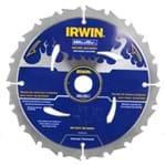 Serra Circular Weldtec 110mm X 20D X 20mm Irwin 110mm X 20D X 20mm