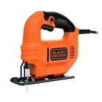 Serra Tico-Tico 420W-Black+Decker-KS501