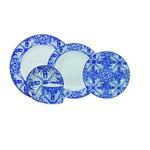 Serviço de Jantar e Chá Porcelana 30 Peças Romana Schmidt