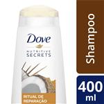 Sh Dove Ritual Repar Coco 400ml