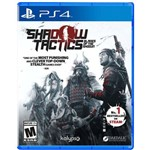 Shadow Tactics: Blades Of The Shogun - Ps4
