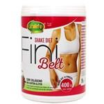 Shake Diet com Colágeno Fini Belt Unilife 400g Morango