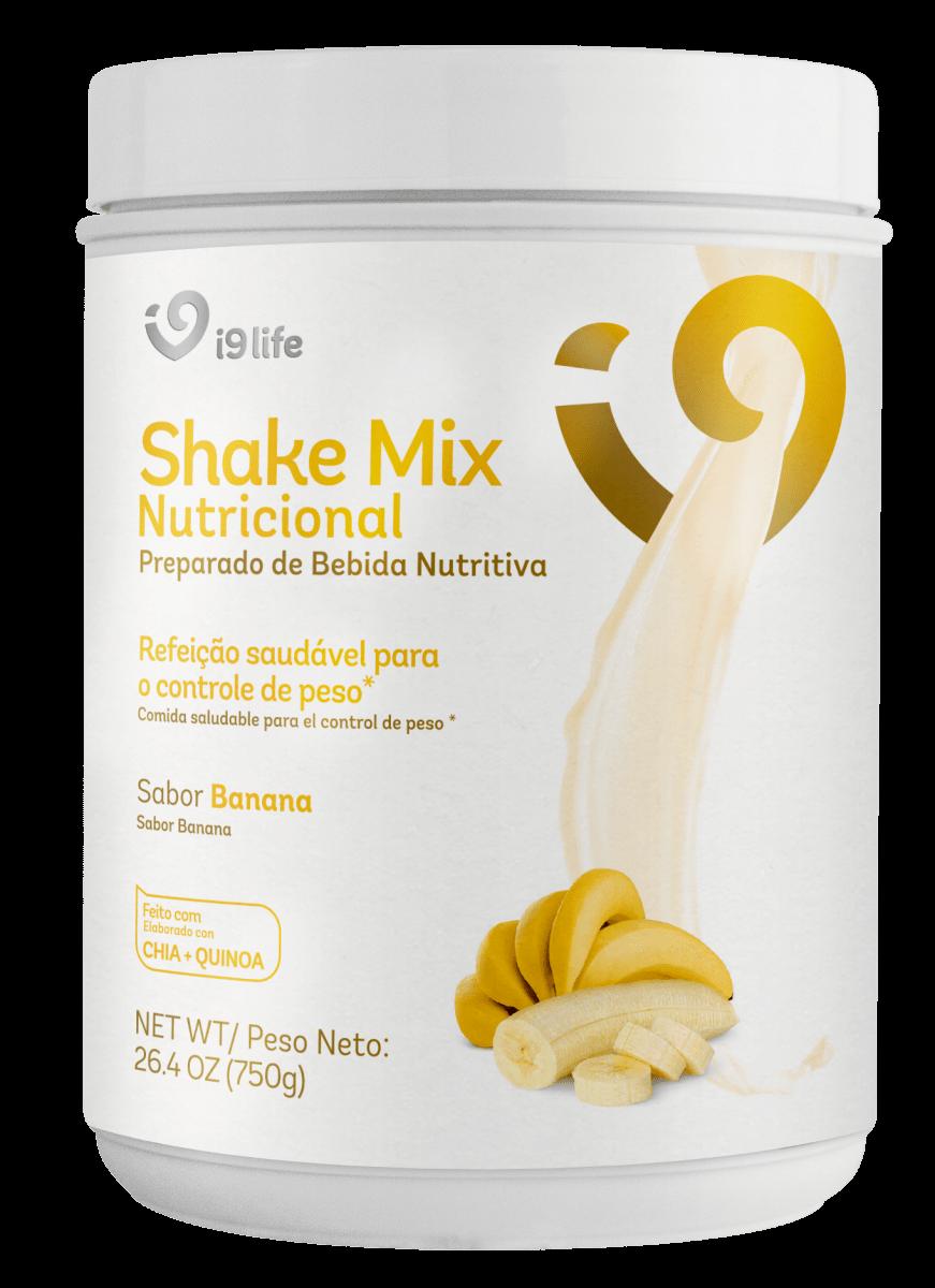 Shake Mix I9life Banana 005