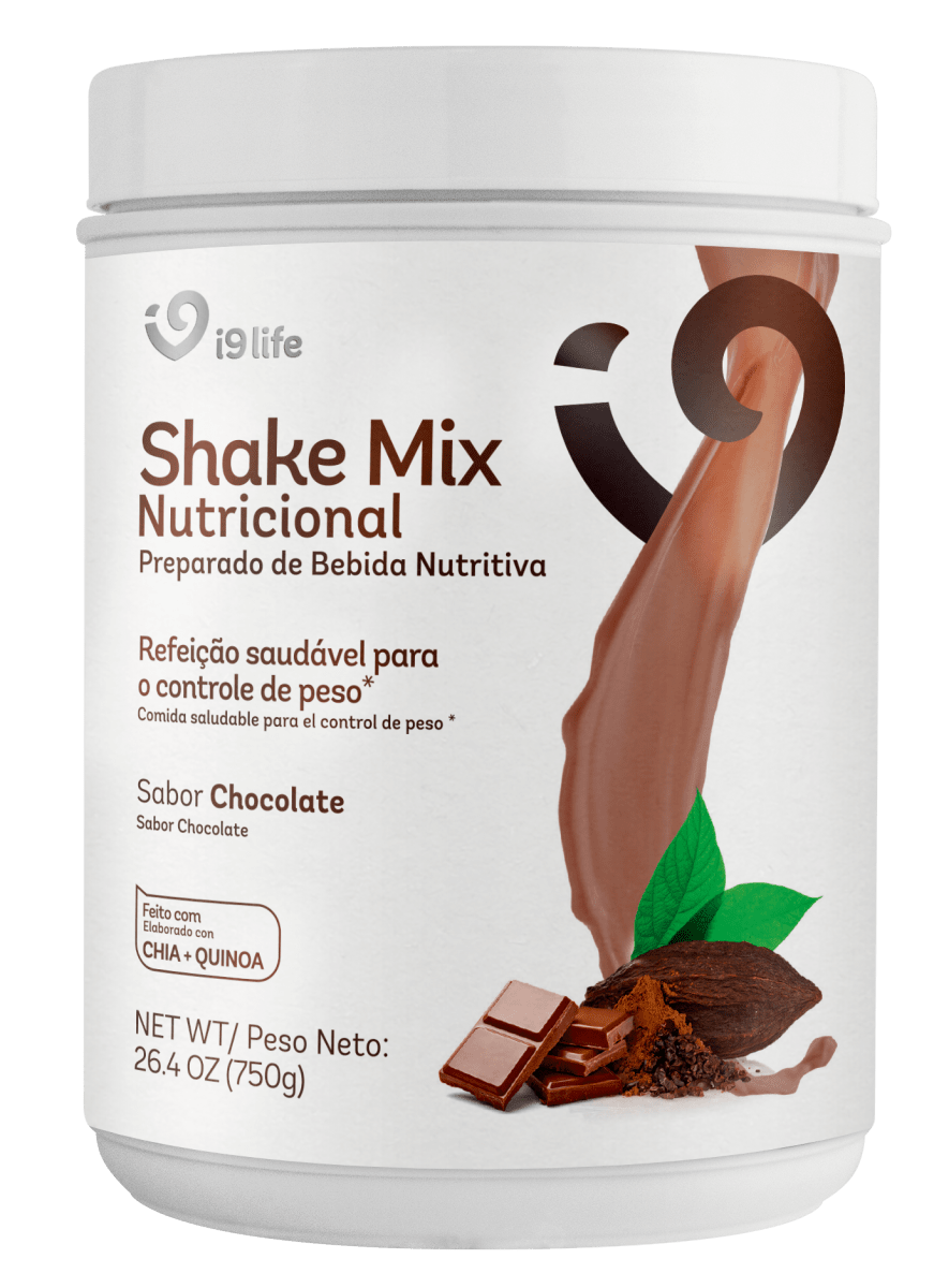 Shake Mix I9life Chocolate 004