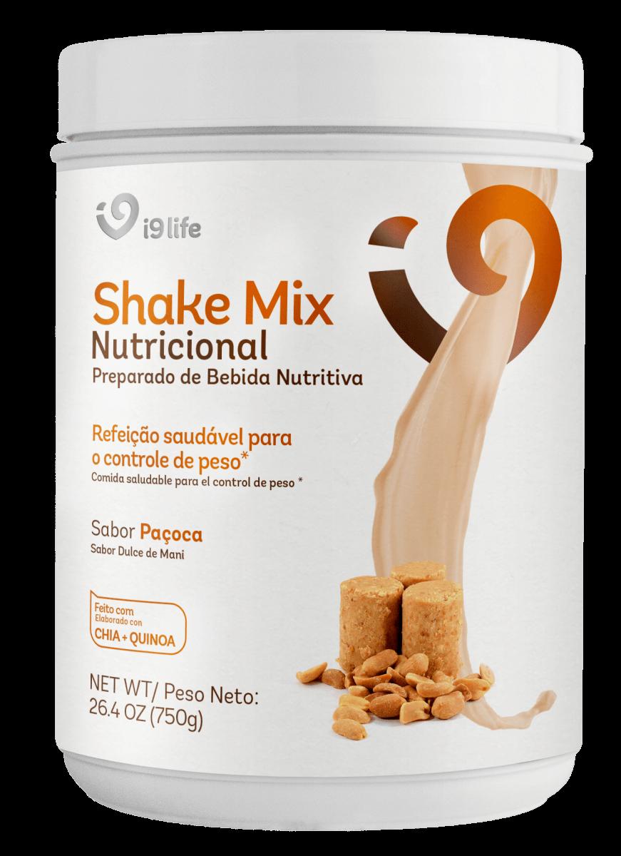 Shake Mix I9life Paçoca 012