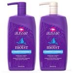 Shampoo e Condicionador Aussie com 865ml