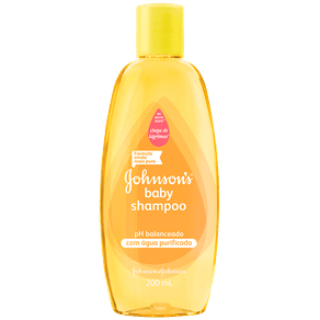Shampoo Johnson´s Baby Tradicional 200ml