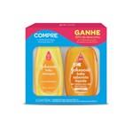 Shampoo Johsnon & Johnson Baby 200ml + Sabonete Liquido da Cabeça Aos Pes 200ml com 30% de Desconto