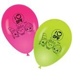 Shopkins Balão C/25 - Festcolor