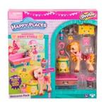 Shopkins Happy Place Kit Boas Vindas Estábulo - DTC