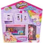 Shopkins Happy Places - Casinha Surpresa - Churrasco no Jardim - Flor Mingo - Dtc - DTC