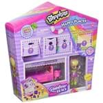 Shopkins Happy Places - Casinha Surpresa - Quarto dos Sonhos - Pomi - Dtc - DTC