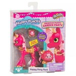 Shopkins Happy Places Kit Pônei Feliz Sara Saltitante - Dtc