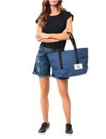 Shopping Bag Média Calvin Klein Jeans Azul Escuro - U